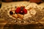 Dolci: Cannolli, Ravioli Fritti, Cubatta di Giugiulena