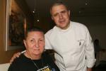 Marsha and Pere Massana – Restaurant Massana, Girona, Spain