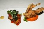 Chesapeake Soft Shell Crab – Romesco, Artichokes & Charred Onion
