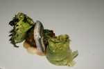 Sweetbread – Truffle, Romaine & Anchovy