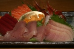 Sashimi Platter for three