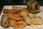 L Vegetables & Squash Tempura