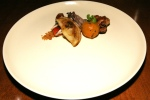 Roasted Veal Sweetbreads, Veal Tongue, Tomato, Anchovy, Green Goddess Dressing