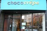 Chococrêpe décor