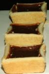 Chococrêpe Square Tarts