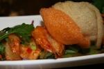 Ebi Mayo Tempura prawn spicy mayo sauce