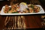 Deep-Fried boneless chicken, soy ginger sauce