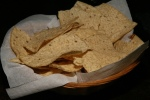 GUACAMOLE Fresh avocado dip with coriander, onion and tomato, served with corn chips $8.00