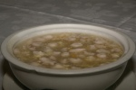 Regular Sweet Corn with Chicken Soup $ 9.50