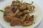 Deep Fried Pork and Scallions $8.95