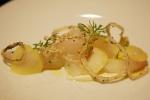 Fluke - caper, dill, turnip