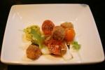Sepia - tomato, harissa