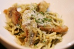 Spaghetti - nori, sardine, lumpfish roe