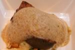King Oyster Mushroom - macadamia, barley