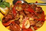 Pikadiko Loukaniko (Sausage) Pan fried $13.95