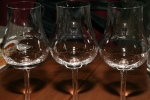 Three Rakia Samples ¼ oz. each of Apricot, Pear and Quince