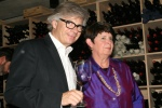 Arron Barberian and Vivien Gay • International Sales Manager • Silver Oak Cellars