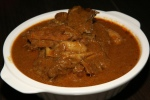 Malaysian Curry Beef Brisket with Rice $6.50