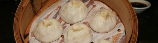 2 Steamed Soup Filled Dumpling with Pork (6) $5.25