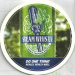 Steam Whistle Beer Coaster