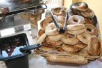 Various Bagels (Plain, Sesame Seeds, Onion, Poppy Seeds)