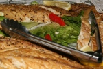 Plain and Pepper Sable Fish