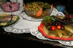 Olives, Pickles and Tomatoes