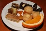 Plate number seven desserts
