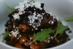 17. Eggplant - capsicum, cardamom, black olive $14