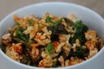 73. Wild Rice (Forbes Wild Foods, TO) - stinky tofu, oyster mushroom, yuzu $12