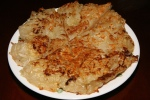 D5. Potato pancake $3.49