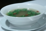 Yucatan Hot And Sour Soup Smoked Chicken, Goji Berries, Coriander 11.25