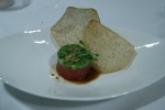 Big Eye Tuna Tartare Citrus Soya, Ginger, Avocado, Coriander 15
