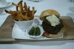 Jennifer's Stilton Beef Brisket Burger Pommes Frites 24