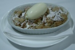 Niagara Spy Apple Crumble Almond Ice Cream