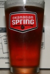 Okanagan Spring Brewery Pale Ale Pint