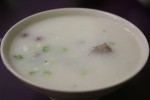 Congee with Pork Liver $4.00