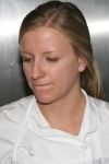 Brianne Nash, head chef at Saucy restaurant Mississauga, winner of CFRA 2012 Discovered Culinary Competition