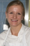 Chef Brianne Nash, head chef at Saucy restaurant Mississauga, winner of CFRA 2012 Discovered Culinary Competition