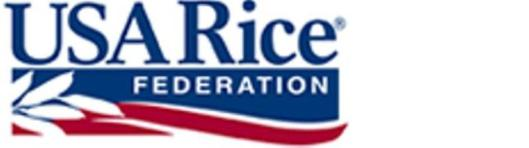 USA RICE FEDERATION LOGO