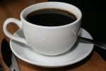2Sparrows large cups for bottomless coffee at $3 for regular and $4 for single origin (strong)