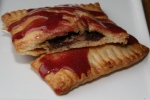 POP TART foie gras & cherry 5