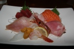 4. Sashimi Omakase 17 pieces of premium assortment of sashimi Serving for 1 $25.00