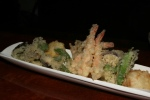 75. Assorted Tempura A tempura assortment of shrimp, vegetable, and fish $14.00