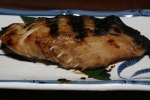 62. Gindara A filet of black cod marinated over a night in our original sauce, sweet and tender $16.00