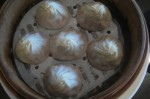 (3) Steamed Soup Filled Dumplings with Ground Pork (6) Product ID : 003 小籠湯包(6) Price: $5.95