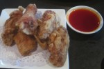 (42) Deep Fried Chicken Wings (6) Product ID : 042 炸雞翼 Price: $4.95