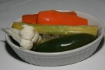 Delicious Kosher Old Dills, Pickled Vegetables (occasional Jalapeño Pepper)