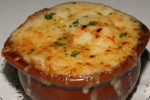 French Onion Soup (Au Gratin)