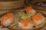 12 Steamed Shrimp and Pork Siu Mai with Conpoy M $3.60